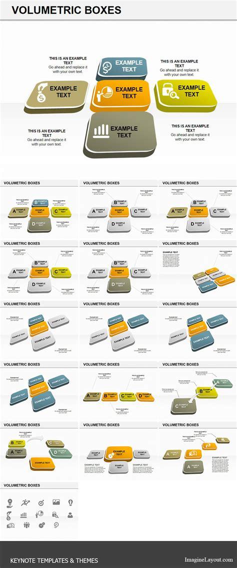 keynote manage themes volumetric boxes keynote charts templates imaginelayout com