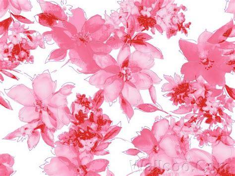 pattern flower pink pink flowers pattern flower art illustration 25 wallcoo net