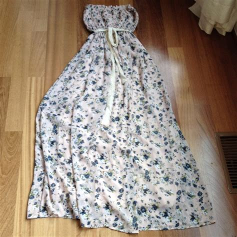 shabby chic maxi dress 64 forever 21 dresses skirts shabby chic maxi