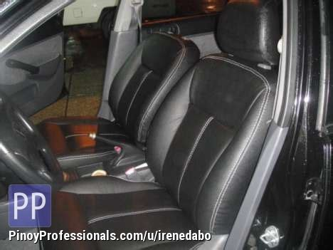 Auto Upholstery Philippines by Leather Seat Cover Mura At Mahusay Autos Car Parts And