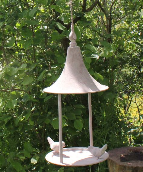 Hanging Bird Feeders Metal Hanging Bird Feeder By The Forest Co
