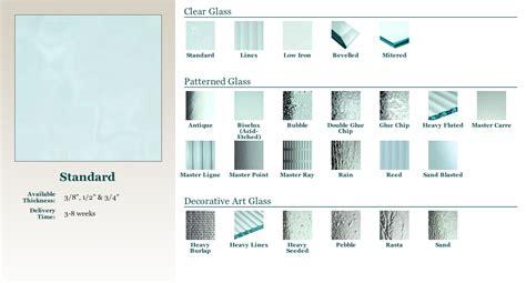 Shower Door Glass Styles American Frameless Glass Shower Doors 1 800 606 1776