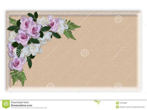 Wedding Label Border by Free Floral Labels Images