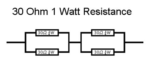 parallel resistors watts parallel resistors watts 28 images resistors learn sparkfun ohms volts and s diagram ohms