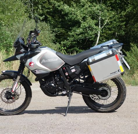 Mash Motorrad News by Chinesisches Schnabeltier Aus Frankreich Fahrbericht