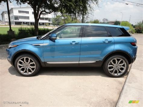 blue land rover range rover evoque 2014 blue www imgkid com the image
