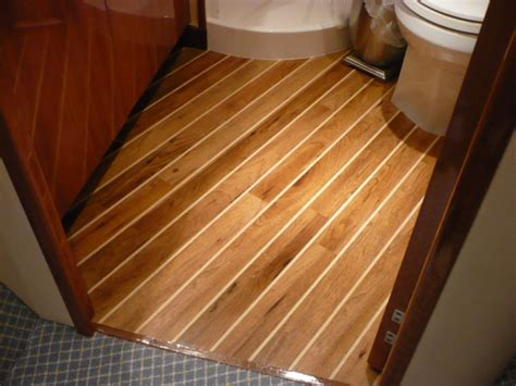 cost to detail a boat teak and flooring vogue marine