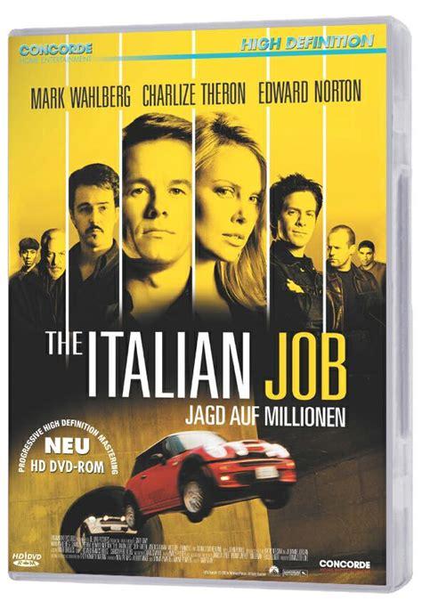 film italian job cinebreeze the italian job 2003 film