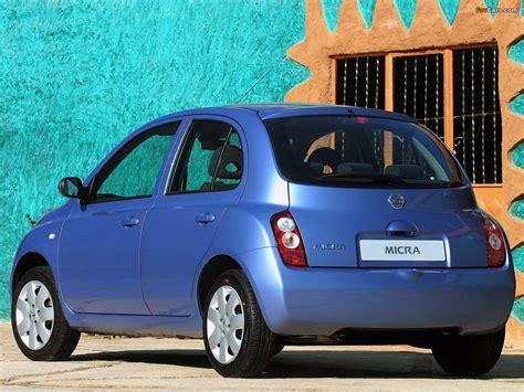 nissan micra 2004 nissan micra 5 door za spec k12 2004 07 wallpapers