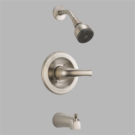 peerless bathtub peerless choice ptt188773 tub and shower faucet set