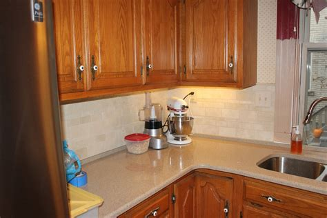 how to a backsplash in your kitchen installing a kitchen tile backsplash