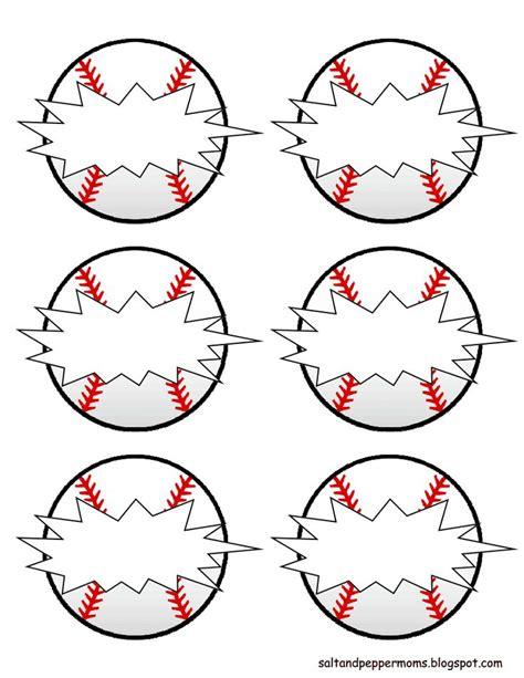 Baseball Printables