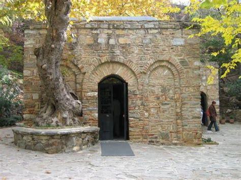 house of virgin mary ephesus turkey greeker than the greeks assumption day