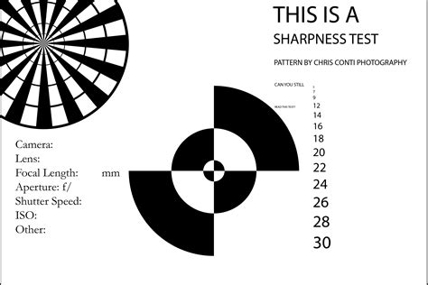 photography test pattern lens chart 171 chris conti photography
