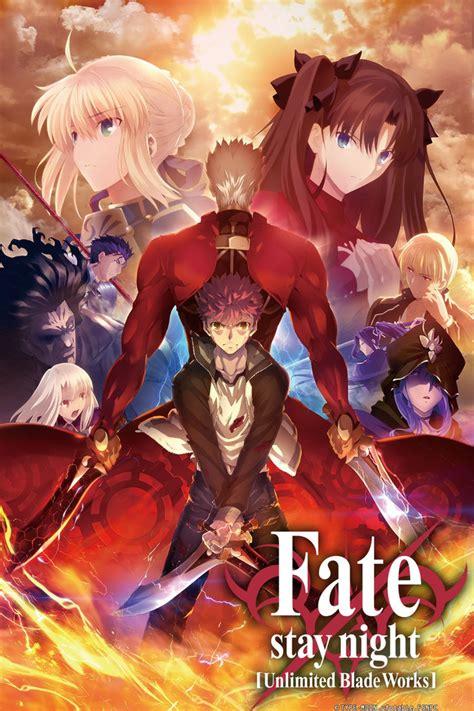 fate anime series plot crunchyroll crunchyroll to second season of quot fate