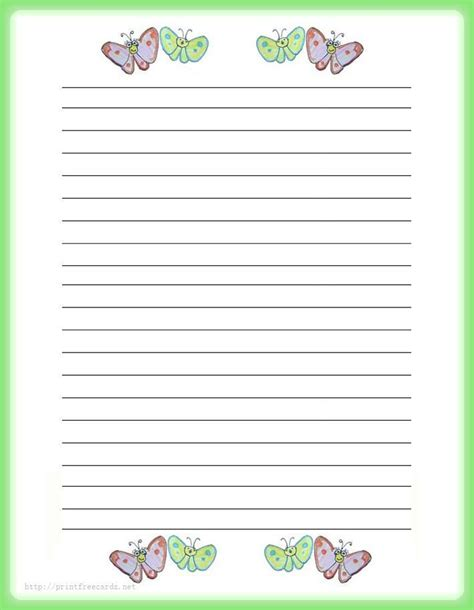 stationery writing paper stationery paper stationery free printable writing