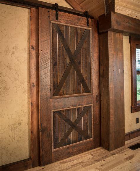 Barn Wood Door Barnwood Doors Make A Statement In Your Home With These Stylish Washington Barnwood Doors