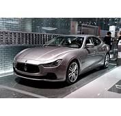 2019 Maserati Ghibli Ermenegildo Zegna Edition Concept