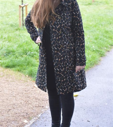 Floral Print Coat From Boden boden printed trench coat jacquardflower