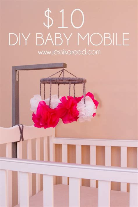 Diy Crib Mobile by 10 Diy Baby Mobile Hip Simple