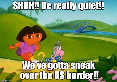 Dora The Explorer Meme - funny dora asian dora