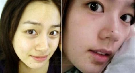 so ji sub no makeup kim tae hee and han ga in have similar looks with no