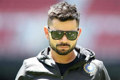 virat kohli new hair cut top 15 cricketers who set hairstyle trends