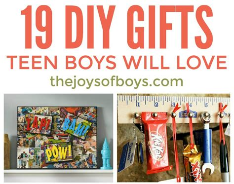 boy gifts for diy gifts boys will gifts for boys