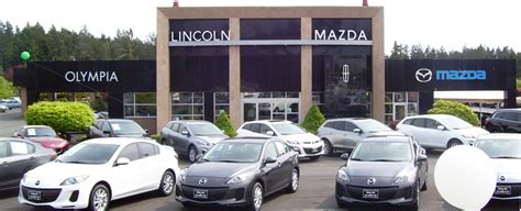 ford dealer olympia auto mall new and used car dealership lincoln mazda of olympia