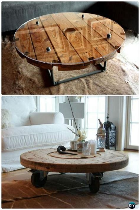cable spool coffee table 17 best ideas about wire spool tables on