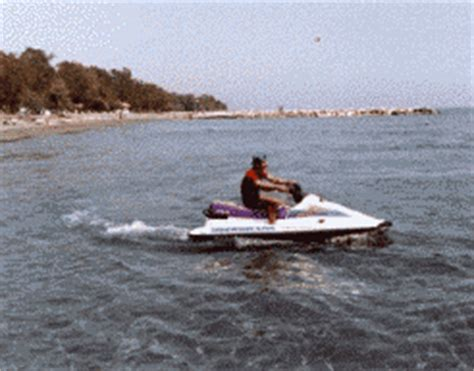 waterskiing and watersports in cyprus - Water Scooter Paphos