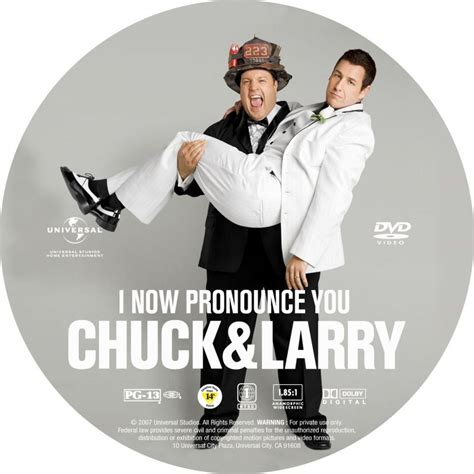 Watch Now Pronounce Chuck Larry 2007 I Now Pronounce You Chuck Larry Custom Dvd Labels I Now Pronounce You Chuck Larry Custom