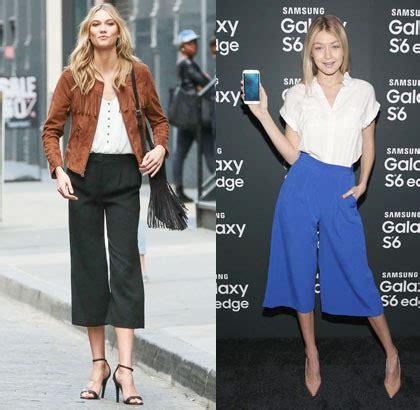 bye bye skinny jeans a stylist reader on the trials of bye skinny jeans celana pendek kulot kini menjadi tren
