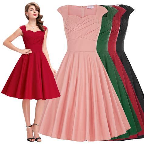 1950s fashion for women lovetoknow how to dress in 50s style ehow womens vintage 50s style