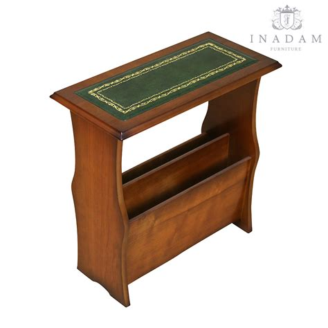 Furniture Magazines | inadam furniture magazine table with leather top