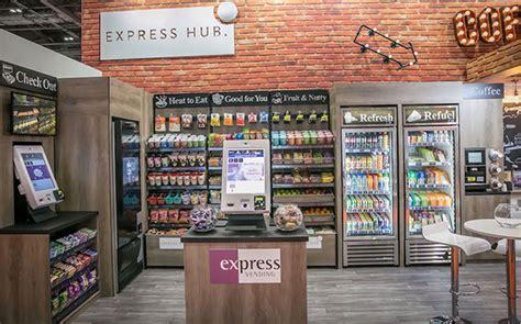 selecta announces uk wide roll   express hub micromarket foodbev media