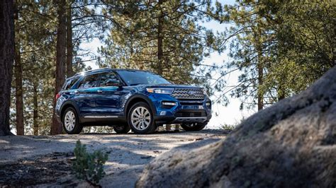 2020 The Ford Explorer by 2020 Ford Explorer America S Best Selling Suv Reinvented