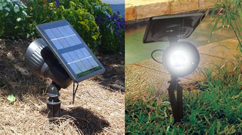 Outdoor Solar Spot Lights by Highlighting Certain Features 18 Amazing Solar Spot