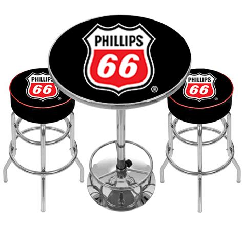bar stools sports phillips 66 branded merchandise promotional items