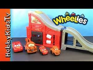 Lightning Mcqueen Car Racing Wheelies Race Lightning Mcqueen Mater Cars 2 Speed Race