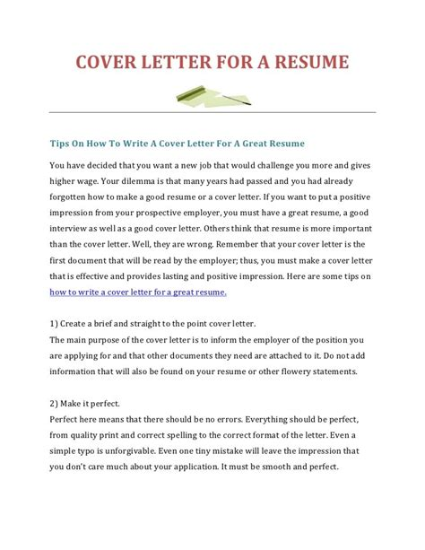 maintenance cover letter gse bookbinder co