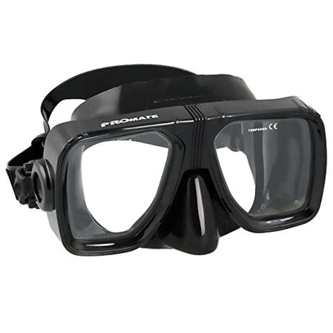 dive mask best prescription snorkel mask scuba compare