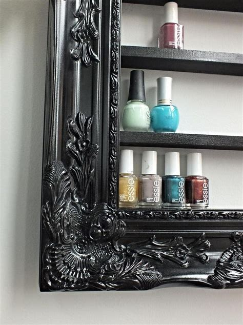 Picture Frame Rack by This Would Be Soo Easy To Make Picture Frame With Wood Slats Nail Holder Your Craft Co