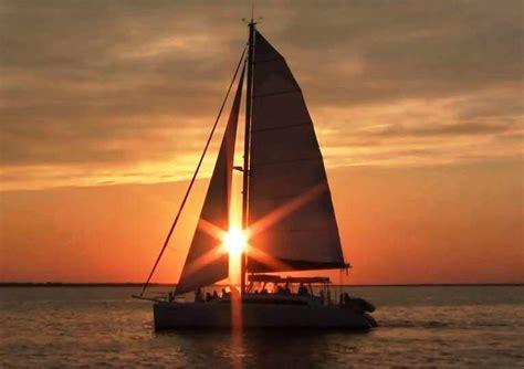 barbados catamaran sunset dinner cruise - Sunset Catamaran Cruise Barbados