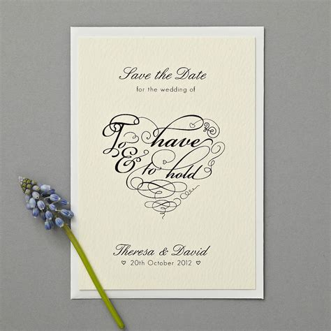 7 No Holds Date Ideas by To And To Hold Save The Date Cards By Bonnie