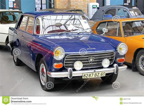 vintage peugeot cars peugeot 404 editorial photo image of little midsize