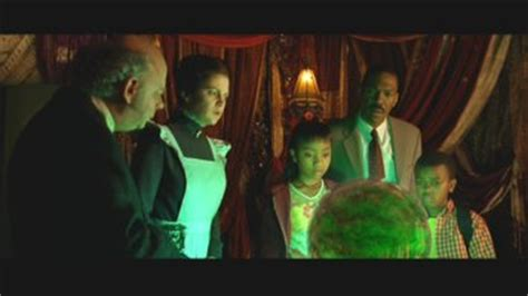 the haunted mansion dvd review
