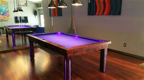 dining room pool table dining room pool tables by generation chic pool dining