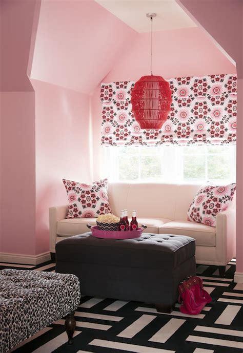 black  white carpet tiles contemporary girls room