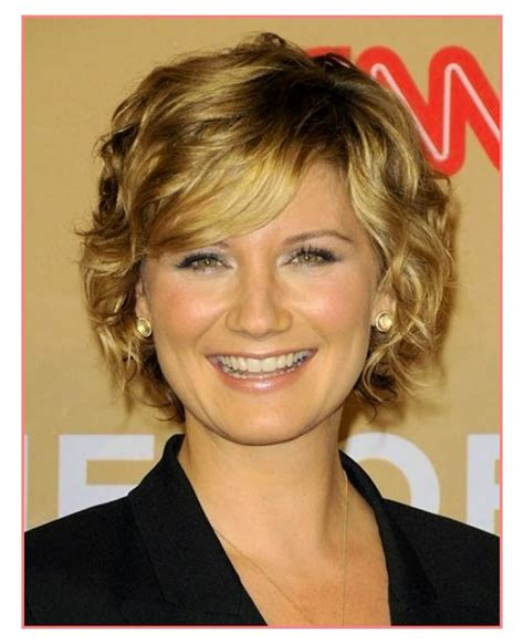 Most Popular short curly haircuts for square faces   Best